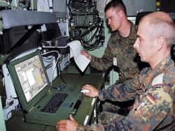 Автоматизированныое рабочие место (АРМ) на базе командно-штабной машины (КШМ)