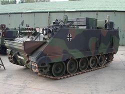 M113 G3 EFT ADLER II