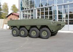 Patria AMV вооруженных сил Хорватии