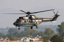 AS532AL Cougar ВВС Болгарии