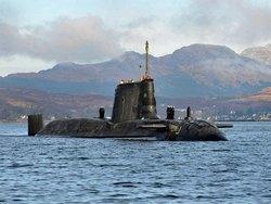 Подводная лодка Astute class ВМФ Великобритании