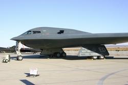 Northrop Grumman B-2 Spirit Стратегический бомбардировщик
