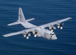 Lockheed C-130 Hercules Военно-транспортный самолет