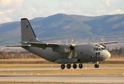 C-27J Spartan ВВС Болгарии