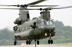 Boeing Vertol CH-47 Chinook Многоцелевой вертолет