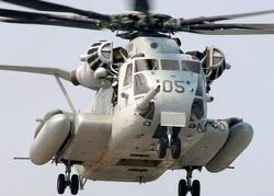 Sikorsky Aircraft CH-53 Sea Stallion Многоцелевой вертолет