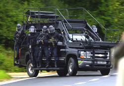 GIGN Группа вмешательства национальной жандармерии
