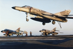 Dassault Super Etendart Палубный истребитель-штурмовик