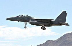 F-15K Slam Eagle ВВС Республики Корея