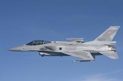 Lockheed Martin F-16CJ Fighting Falcon ВВС Польши