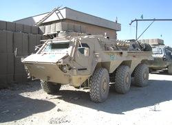 FUCHS-2 бронетранспортер
