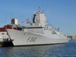 Фрегат F-310 Fridtjof Nansen
