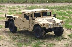 HMMWV HUMVEE M1152 Тактический автомобиль