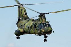 Kawasaki Hkp4C (KV-107 II-16) военно-транспортный вертолёт