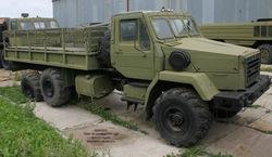 Опытный КрАЗ-6315