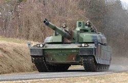 Leclerc Основной боевой танк