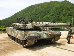 MBT KX-1 Республики Корея
