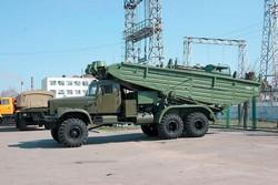 Мостоукладчик ТММ на шасси КрАЗ-214