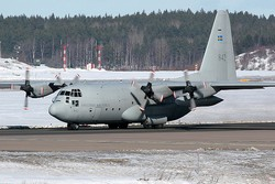 Lockheed Tp84 Hercules (C-130H- L-382) военно-транспортный самолёт