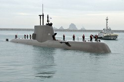 Подводная лодка класса Type-214