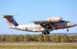 Ан-72 Военно-транспортный самолет