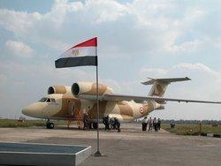 АН-74Т-200а вооружённых сил Египта