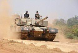Arjun Основной боевой танк