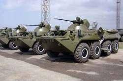 БТР-80А ВС Казахстана