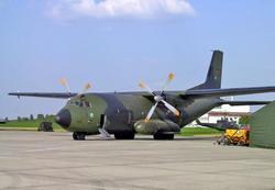 C.160 Transall Военно-транспортный самолет