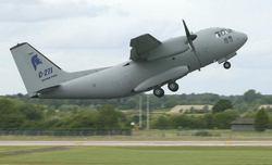 C-27J Spartan Военно-транспортный самолет