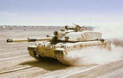Challenger 2 Основной боевой танк