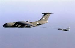 Ил-78 самолёт-топливозаправщик ВВС Пакистана