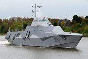 Стелс корвет HMS H?rn?sand (K33)