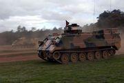 M113AS4 Австралийских вооруженных сил