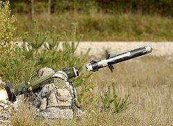 Javelin Переносной зенитный ракетный комплекс