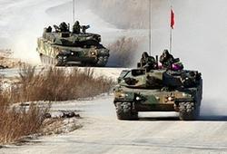 Бронетехника вооруженных сил Республики Корея