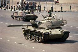 Бронетехника вооружённых сил Египта
