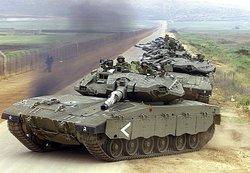 Merkava Mk-4 Основной боевой танк