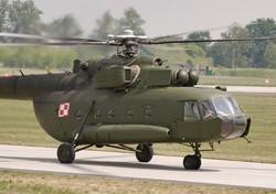 Ми-8Т ВВС Польши