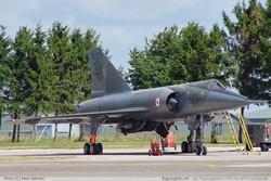 Mirage IV Стратегический бомбардировщик