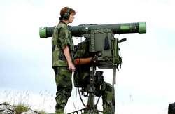RBS-70 Переносной зенитный ракетный комплекс