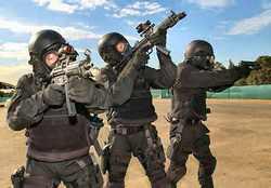 SAS - спецназ вооружённых сил Великобритании