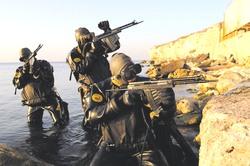Спецподразделения по борьбе с терроризмом Управления А СБУ