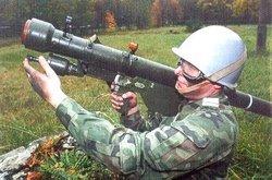 Стрела-2 Переносной зенитный ракетный комплекс