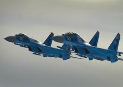 Су-27 ВВС Казахстана