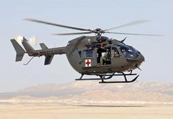 Eurocopter UH-72 Lacota Многоцелевой вертолет