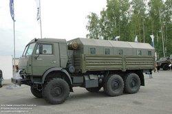 КАМАЗ-5350 c функциональным модулем ММ-501