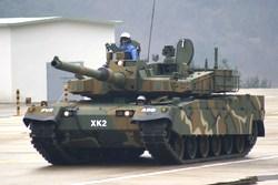 XK2 Black Panther Основной боевой танк