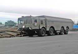 К-300П Бастион-П подвижный береговой ракетный комплекс (ПБРК)