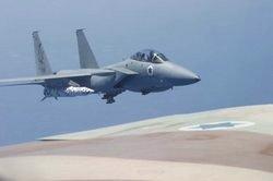 F-15 Военно-воздушных сил Израиля